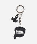KARL LAGERFELD Captain Karl Keychain 8_r