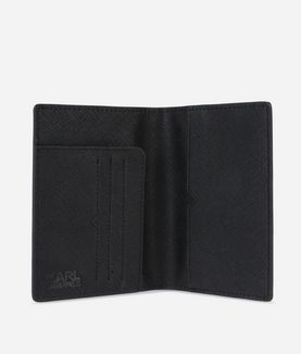 KARL LAGERFELD CAPTAIN KARL PASSPORT HOLDER