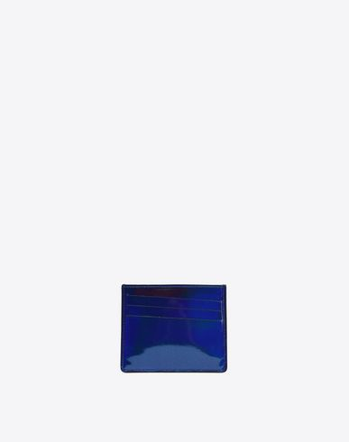 MAISON MARGIELA Calfskin credit card holder Wallet U f