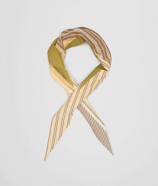 BOTTEGA VENETA CHAMOMILE COTTON SCARF Scarf [*** pickupInStoreShipping_info ***] fp