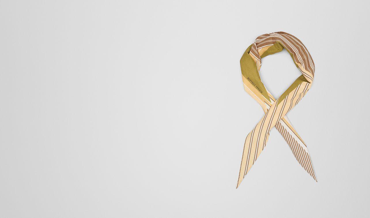 foulard en coton chamomile landing