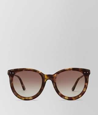 AVANA BROWN ACETATE SUNGLASSES