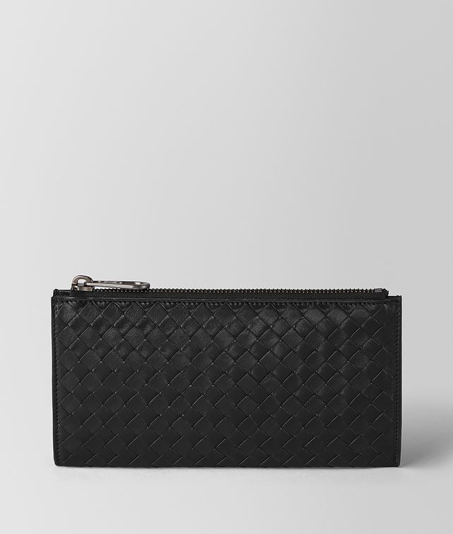 BOTTEGA VENETA NERO SOFTLUX CALF MULTI-FUNCTIONAL CASE Other Leather Accessory Man fp