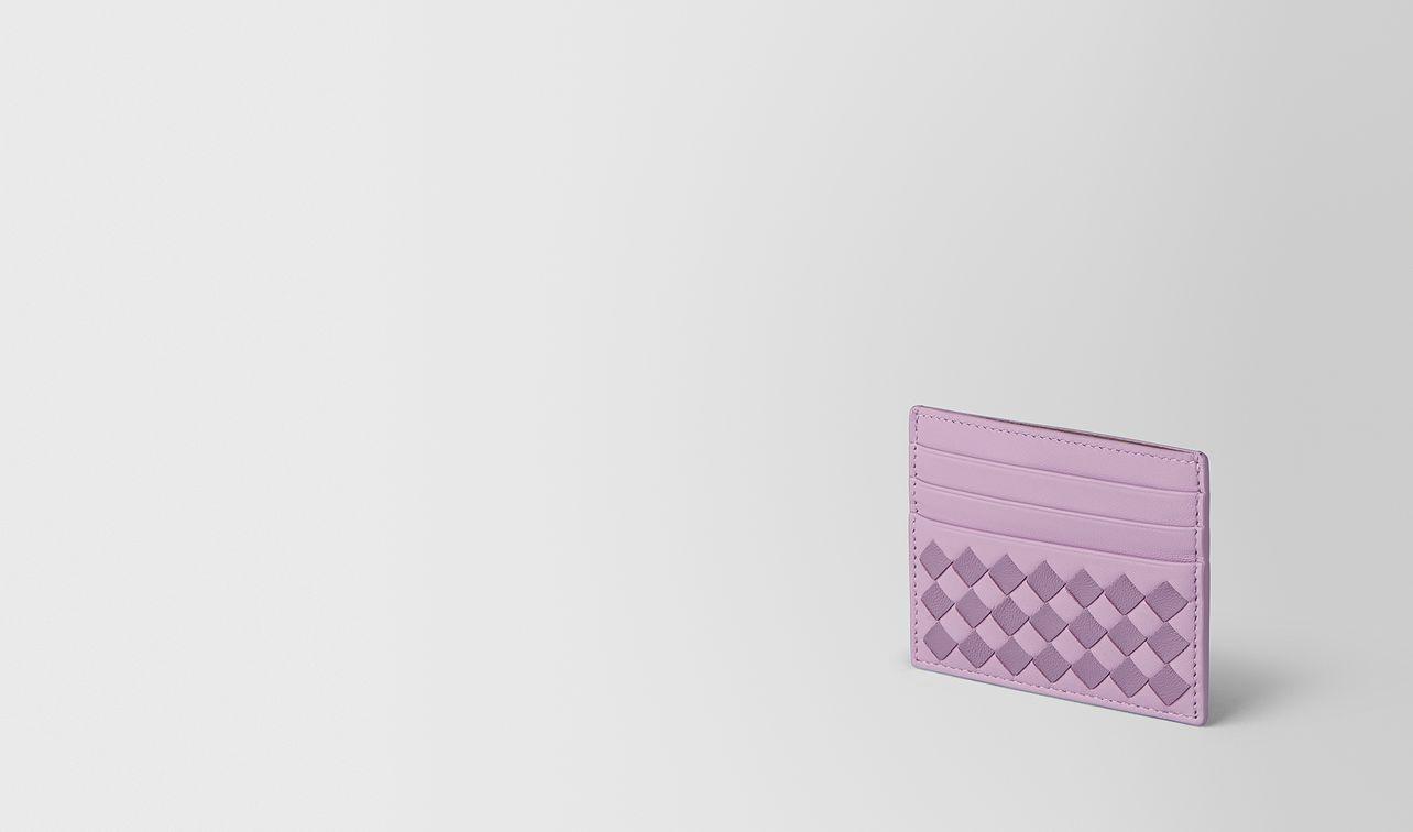 parme lilac intrecciato palio card case landing