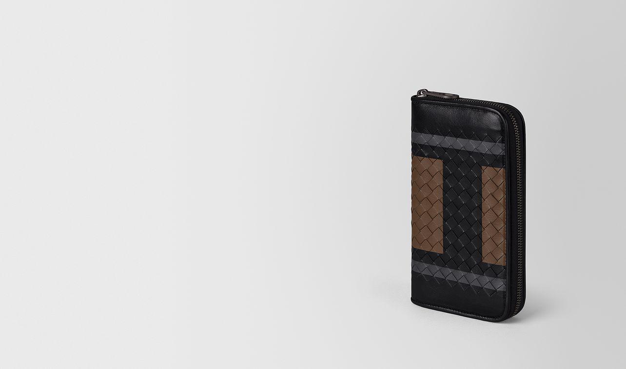 nero softlux calf zip-around wallet landing