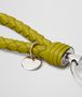 BOTTEGA VENETA CHAMOMILE INTRECCIATO NAPPA KEY HOLDER Keyring or Bracelets E ap