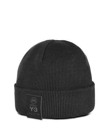 Y-3 LOGO BEANIE OTHER ACCESSORIES man Y-3 adidas