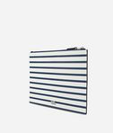 KARL LAGERFELD Captain Karl Pouch Stripes 8_d
