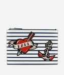 Captain Karl Pouch Stripes