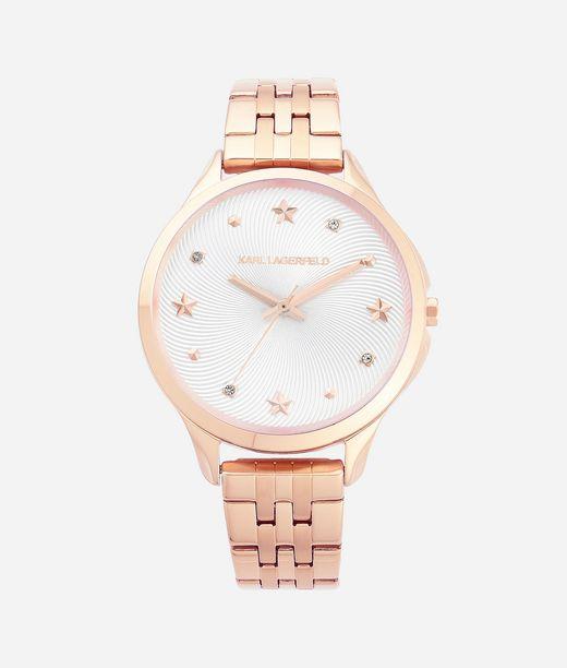 KARL LAGERFELD Armband Karo Pink 12_f
