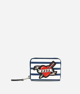 KARL LAGERFELD CAPTAIN KARL SMALL WALLET