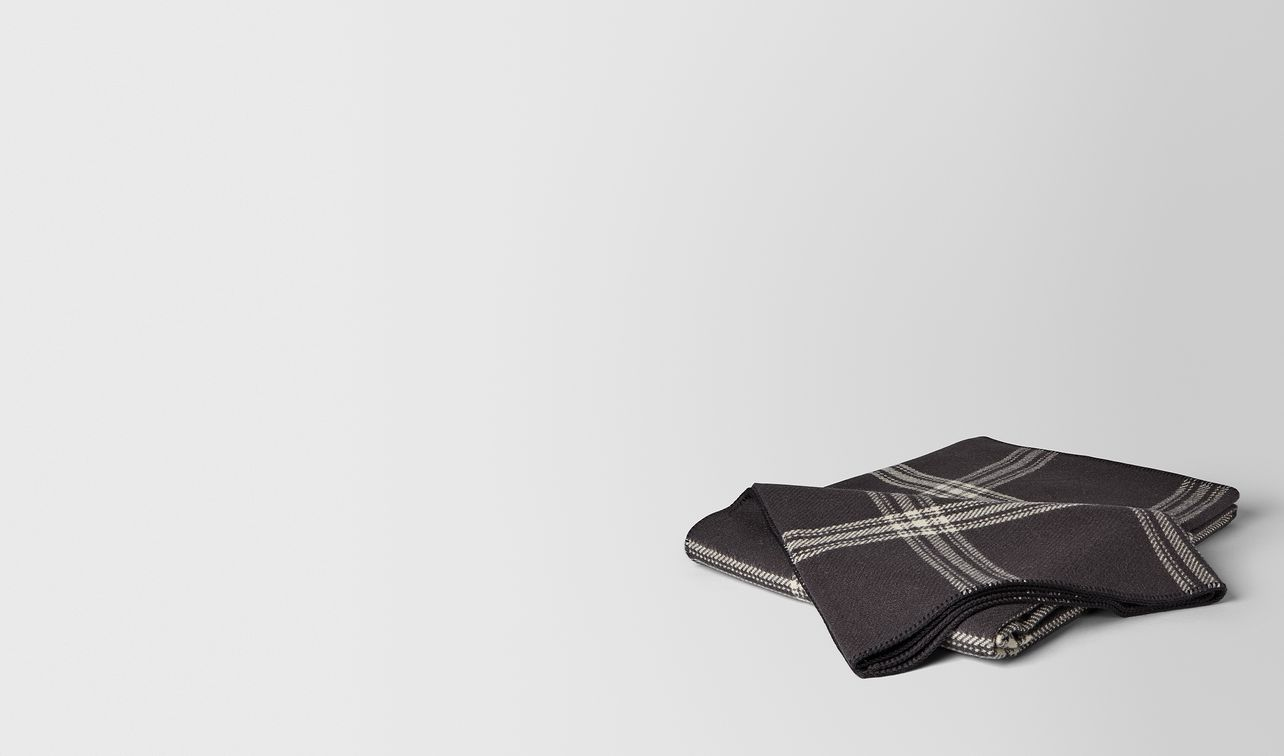 black beige wool clyde blanket landing