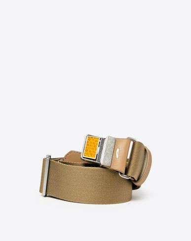 MAISON MARGIELA Belt Man Seatbelt belt f