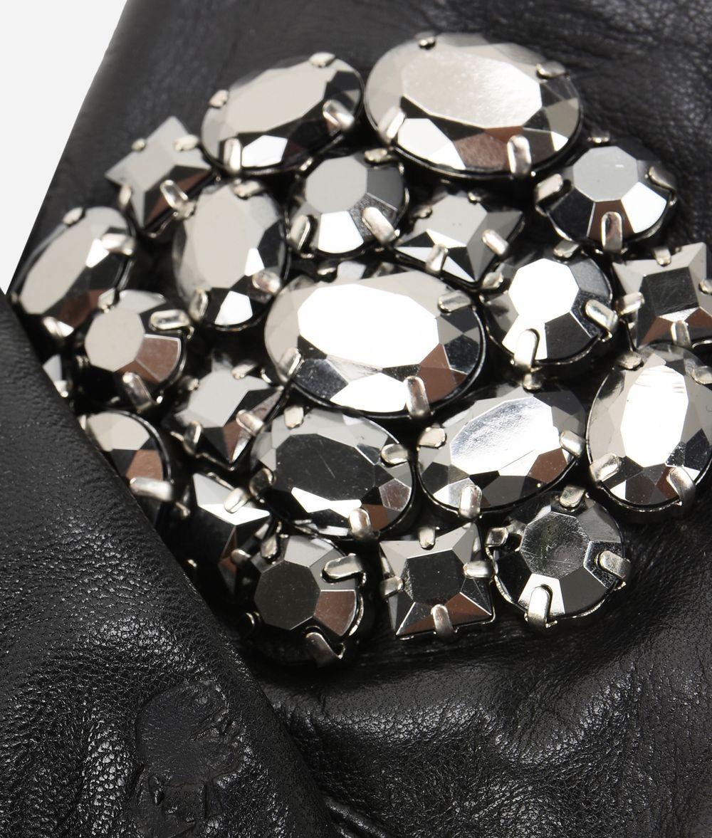 KARL LAGERFELD Gants avec pierres géométriques Gant Femme r