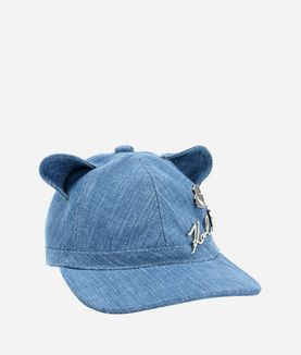 KARL LAGERFELD CAT EARS CAP