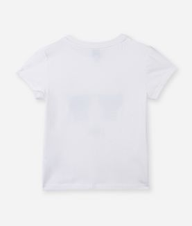KARL LAGERFELD T-SHIRT CON STAMPA CHOUPETTE