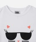 KARL LAGERFELD Choupette graphic Tee 8_d