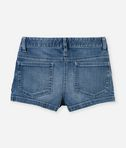 KARL LAGERFELD Signature denim shorts 8_r
