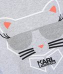 KARL LAGERFELD Choupette sweat dress 8_d