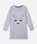 KARL LAGERFELD Choupette sweat dress 8_f