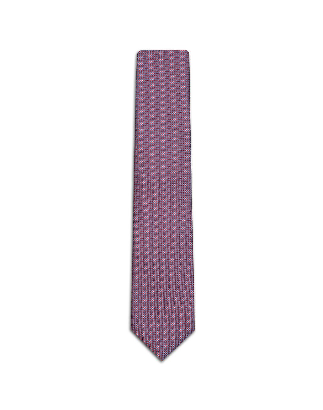 BRIONI Red and Sky Blue Dotted Tie Tie Man f