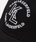 KARL LAGERFELD KL Logo cap 8_d
