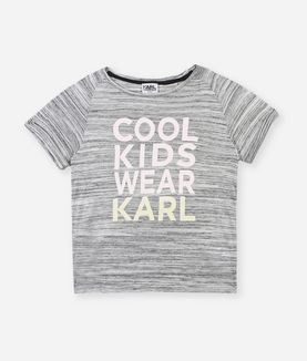 KARL LAGERFELD COOL KIDS WEAR KARL TEE