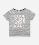 T-shirt Cool Kids Wear Karl