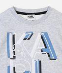 KARL LAGERFELD Letters Logo Sweat 8_d