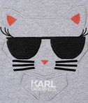 KARL LAGERFELD Choupette graphic Sweat 8_d