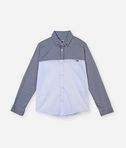 KARL LAGERFELD Colorblock shirt 8_f