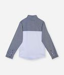 KARL LAGERFELD Colorblock shirt 8_r