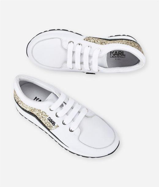KARL LAGERFELD Glitter Run sneaker 12_f