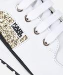 KARL LAGERFELD Sneakers Run con Glitter 8_d