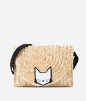 Choupette Straw bag