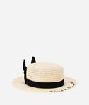 Ears Straw Hat