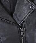 KARL LAGERFELD Odina Leather Biker Jacket 8_d