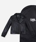 KARL LAGERFELD Odina Leather Biker Jacket 8_e
