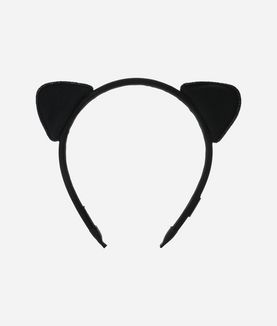 KARL LAGERFELD HEADBAND CAT EARS