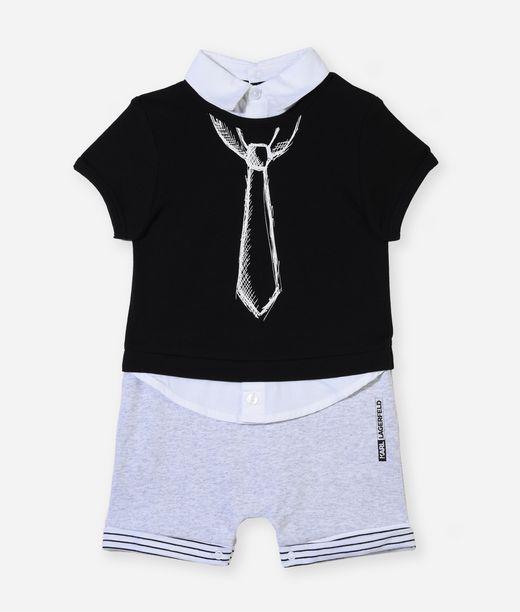 KARL LAGERFELD Baby Tie Suit 12_f