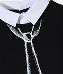 KARL LAGERFELD Baby Tie Suit 8_d