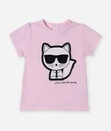 Choupette newborn Tee