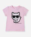 Choupette T-Shirt für Neugeborene