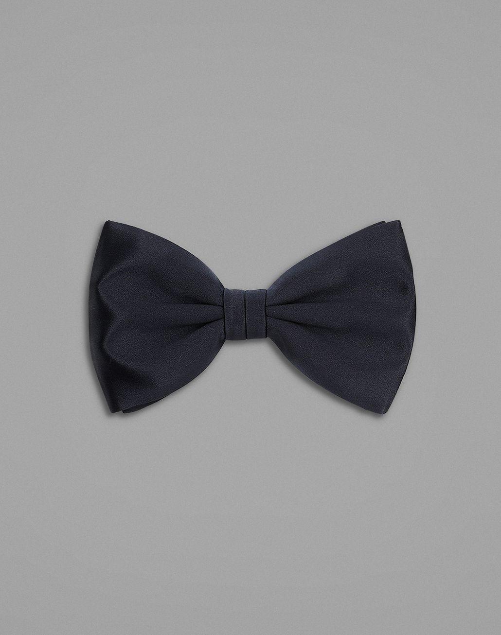 BRIONI Завязанный галстук-бабочка синего цвета Галстуки-бабочки и камербанды [*** pickupInStoreShippingNotGuaranteed_info ***] f