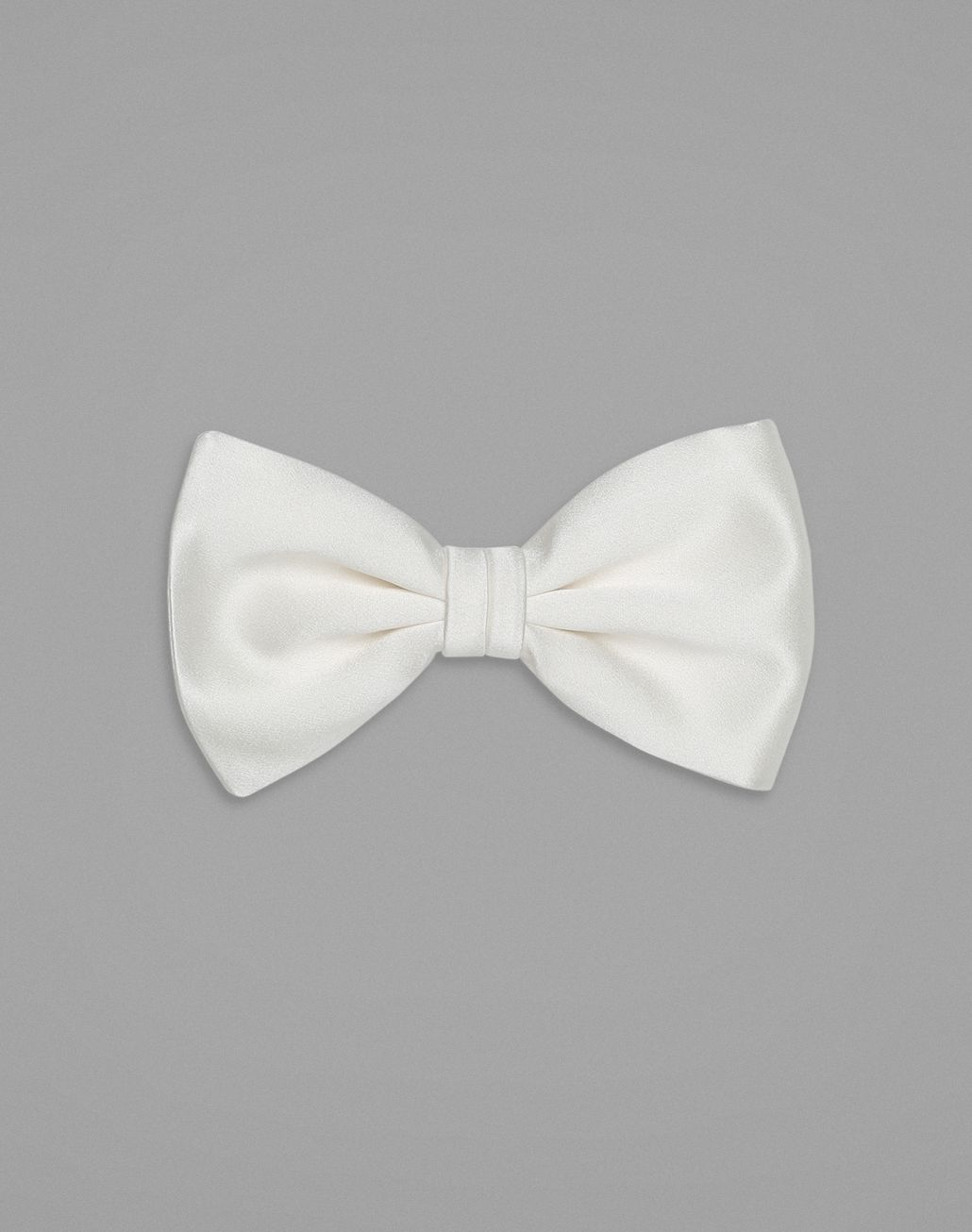 BRIONI White Tied Bow Tie  Bow Ties & Cummerbunds Man f