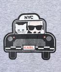 KARL LAGERFELD T-shirt Ikonik Karl et Choupette 8_d