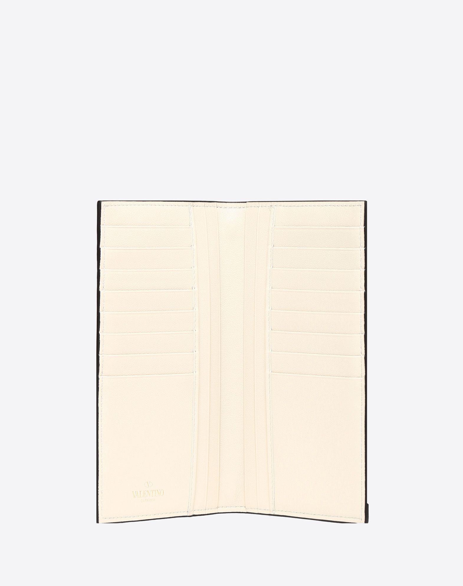 VALENTINO GARAVANI Rockstud Card Holder COIN PURSES & CARD CASES D e