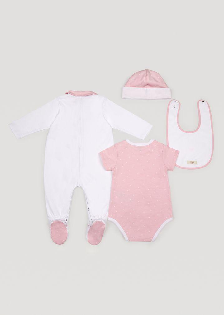 Baby gift set unisex armani junior emporio armani baby gift set baby gift set e r negle Choice Image