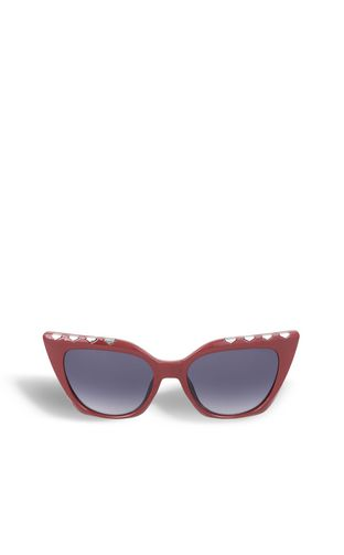 JUST CAVALLI SUNGLASSES Woman Sunglasses with star detail f