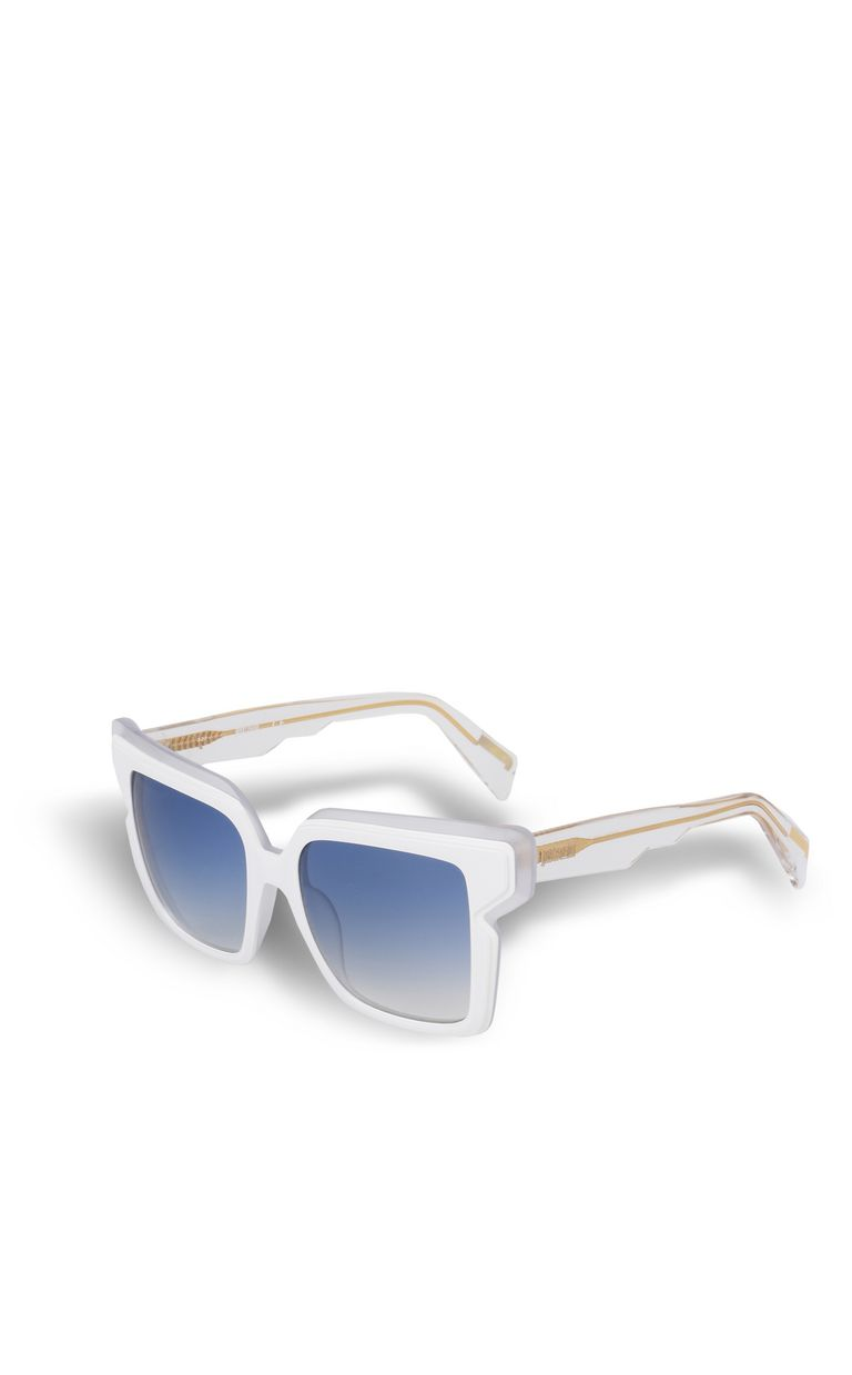 JUST CAVALLI Multilayer geometric sunglasses SUNGLASSES Woman r